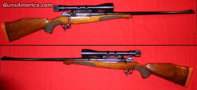 FN Mauser 250/3000  Guns > Rifles > Custom Rifles > Bolt Action