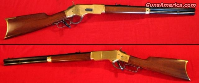 1866 Short Sporting Rifle 45LC  Guns > Rifles > Uberti Rifles > Lever Action