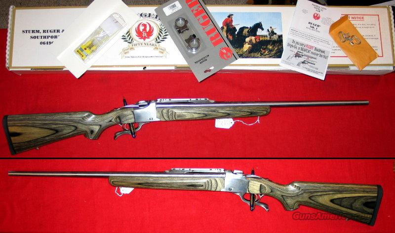 #1 Stainless .300 WinMag  Guns > Rifles > Ruger Rifles > #1 Type