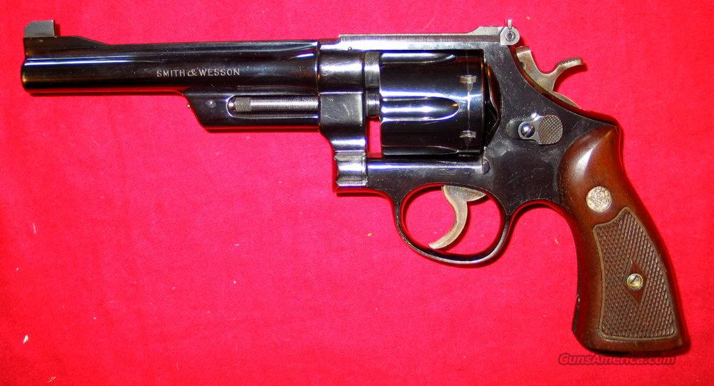 Pre-27 Model of 1950 .357  Guns > Pistols > Smith & Wesson Revolvers > Full Frame Revolver