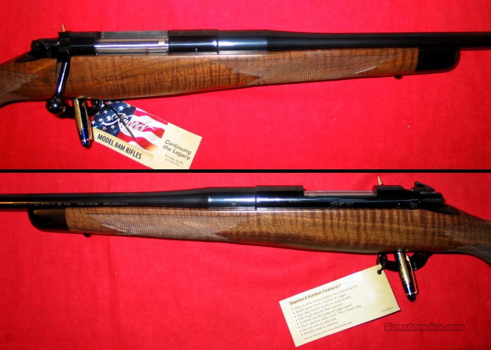 84M Super America, 7MM-08, NIB  Guns > Rifles > Kimber of America Rifles
