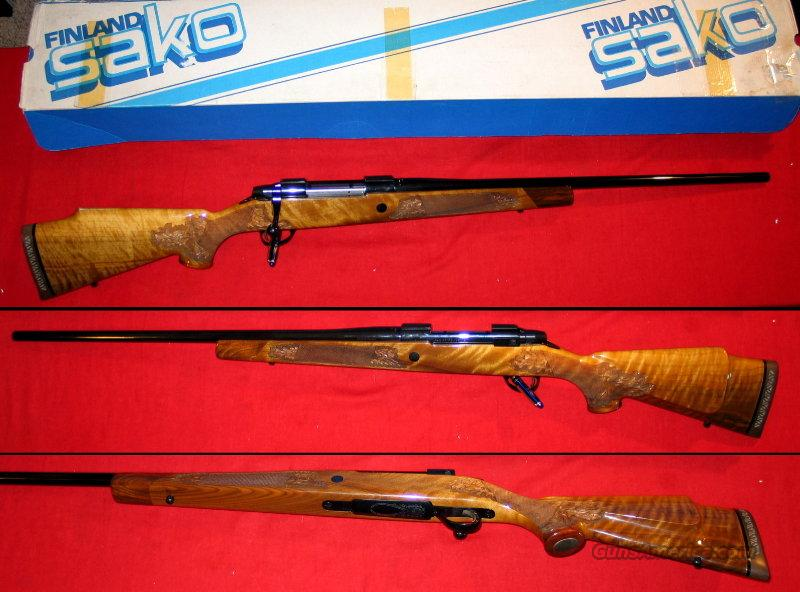 Super Deluxe 30-06 NIB  Guns > Rifles > Sako Rifles