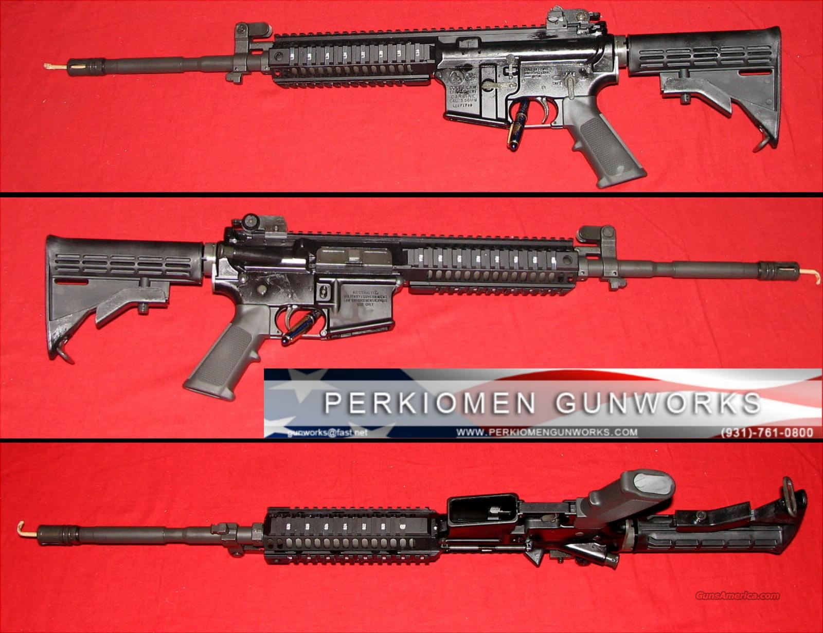 LE6940 M-4 5.56 Carbine, Law Enforcement - NIB  Guns > Rifles > Colt Military/Tactical Rifles