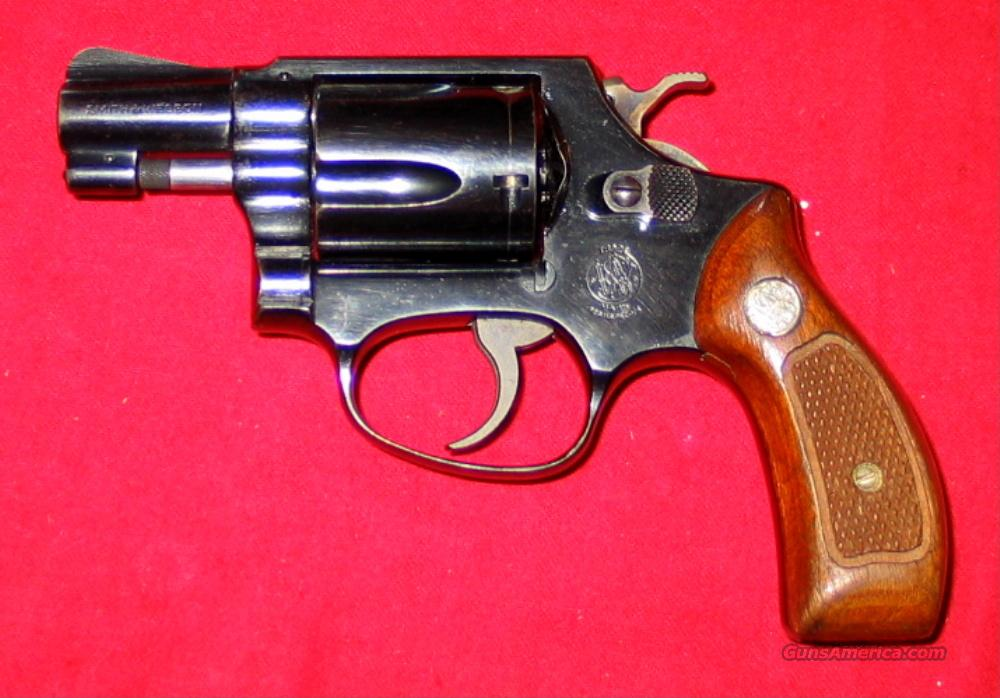 36 Chiefs Special - used  Guns > Pistols > Smith & Wesson Revolvers > Pocket Pistols