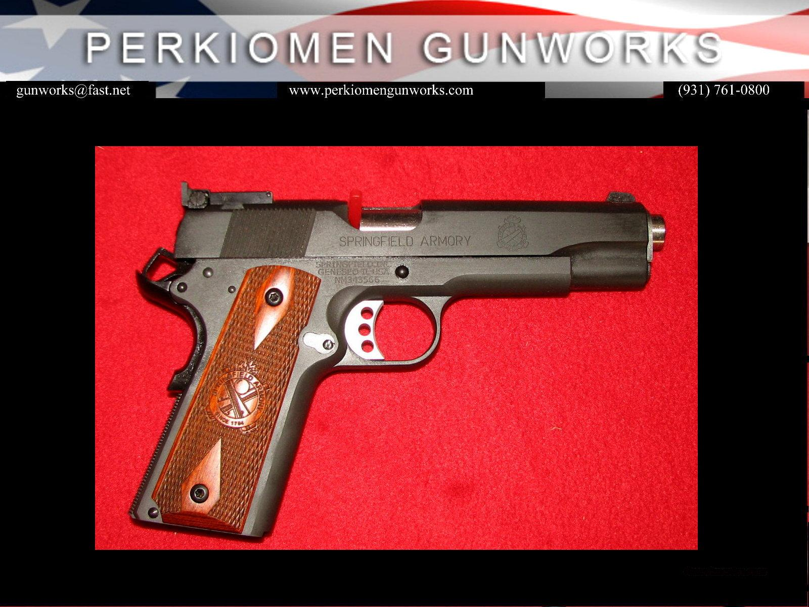 1911 Range Officer Package, 45acp, New in Box  Guns > Pistols > Springfield Armory Pistols > 1911 Type