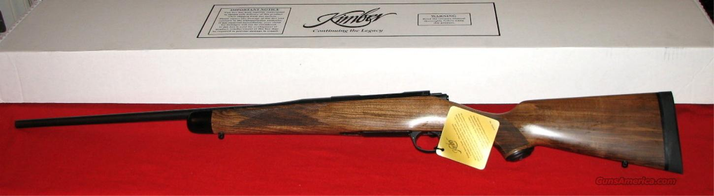 84M Classic Select 257 Roberts - NIB  Guns > Rifles > Kimber of America Rifles