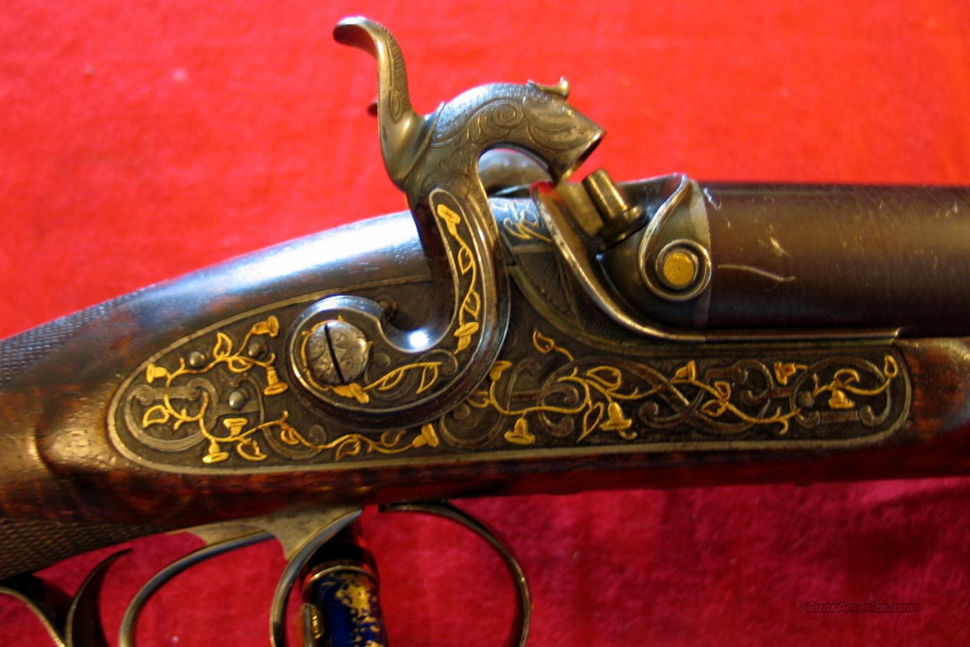 William Read & Son 12 bore - BEAUTIFUL!!  Guns > Shotguns > Antique (Pre-1899) Shotguns - Misc.