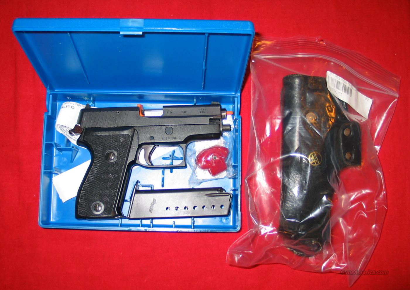P6 9MM (aka P225) Euro Police Trades - Excellent  Guns > Pistols > Sig - Sauer/Sigarms Pistols > Other