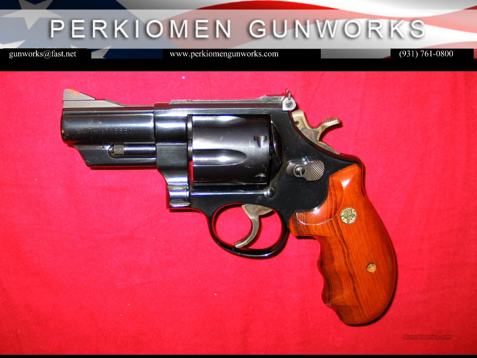 29, 3 INCH, Blued - 1 of 200, 1985 gun - Still New in Box!!  Guns > Pistols > Smith & Wesson Revolvers > Full Frame Revolver