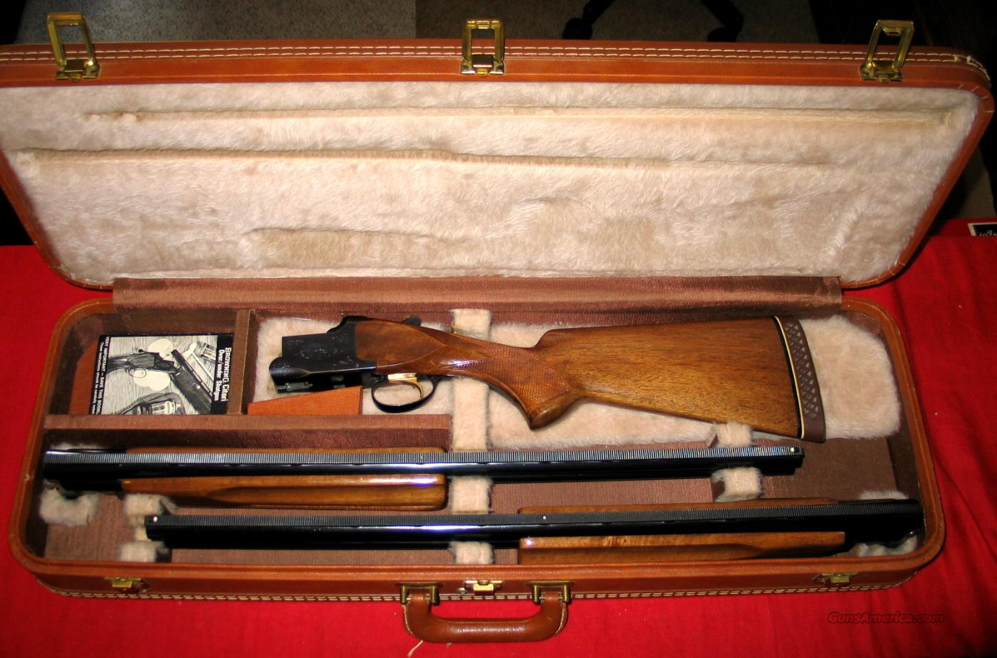 Citori 2-bbl Skeet Set w/case 12 & 20ga  Guns > Shotguns > Browning Shotguns > Over Unders > Citori > Trap/Skeet