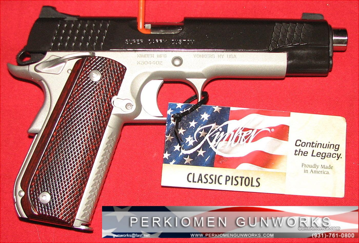 "Super Carry Custom, 45acp, 5"", NIB  Guns > Pistols > Kimber of America Pistols"