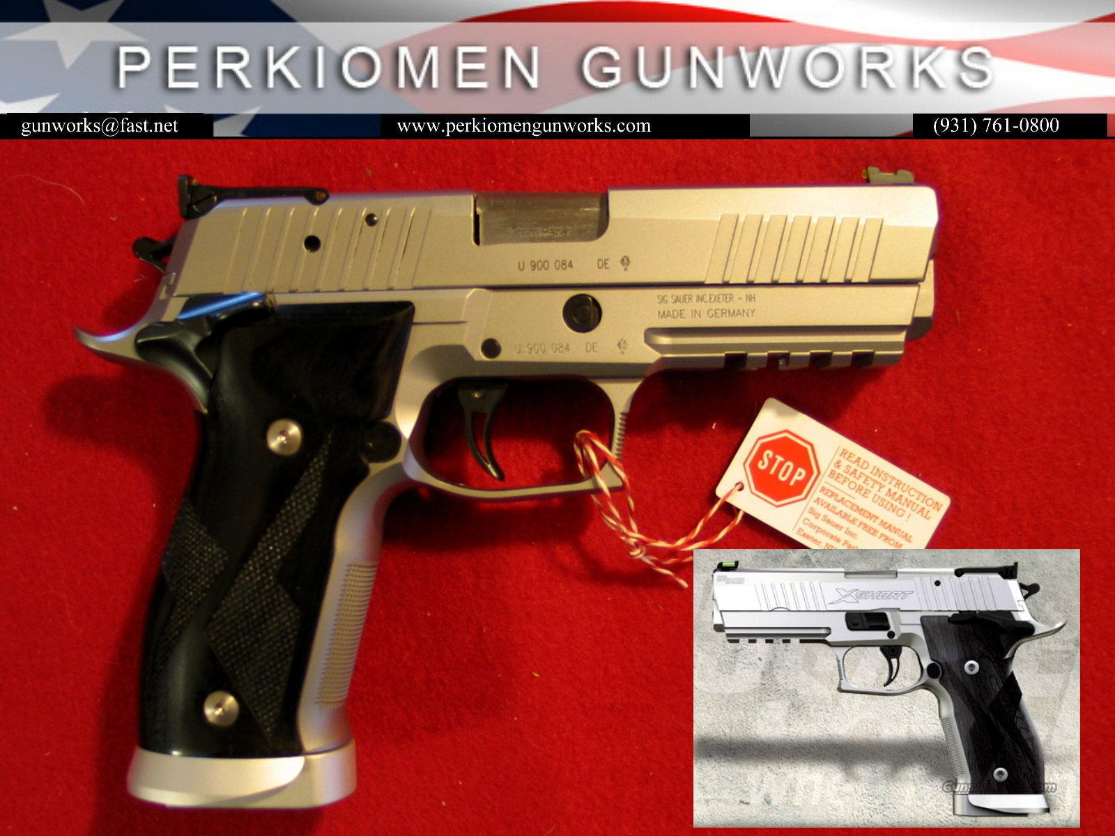 "P226 X5 Match, SHORT, 9mm, 4.4"", MasterShop-New in Box.  Guns > Pistols > Sig - Sauer/Sigarms Pistols > P226"