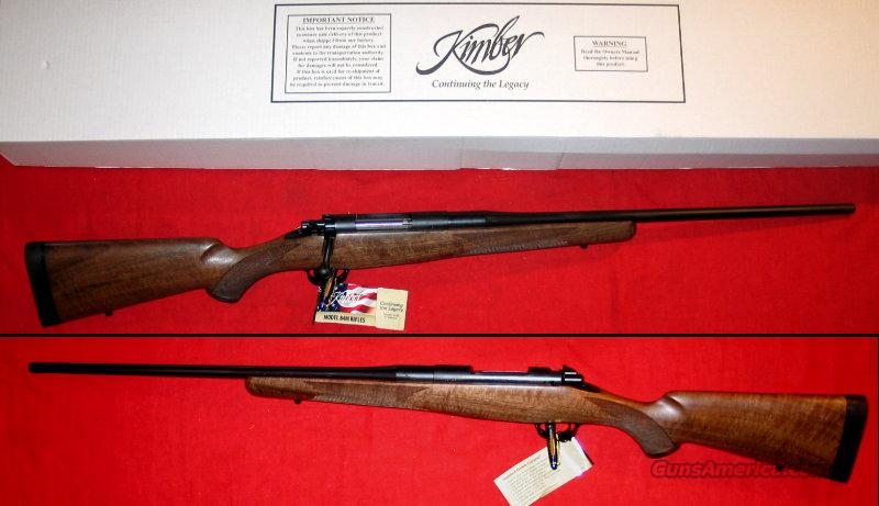84M Classic .338 Fed.-NIB  Guns > Rifles > Kimber of America Rifles
