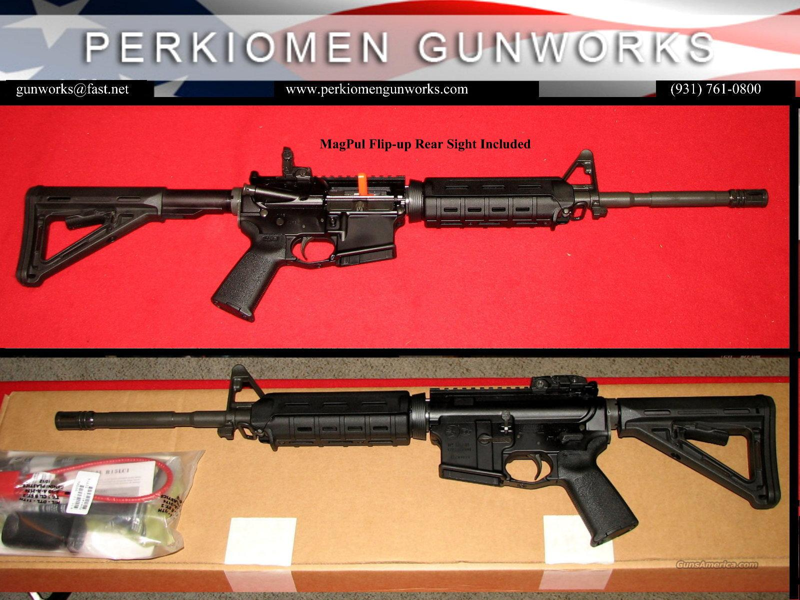 LE6920MP-B, AR15 M4 5.56 Carbine w/extras - NIB  Guns > Rifles > Colt Military/Tactical Rifles