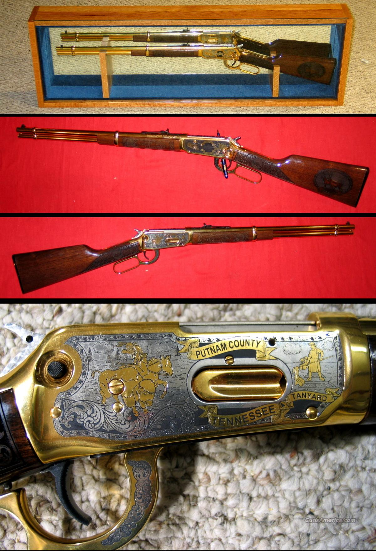 94AE SRC Putnam County, TN 45lc w/case  Guns > Rifles > Winchester Rifle Commemoratives