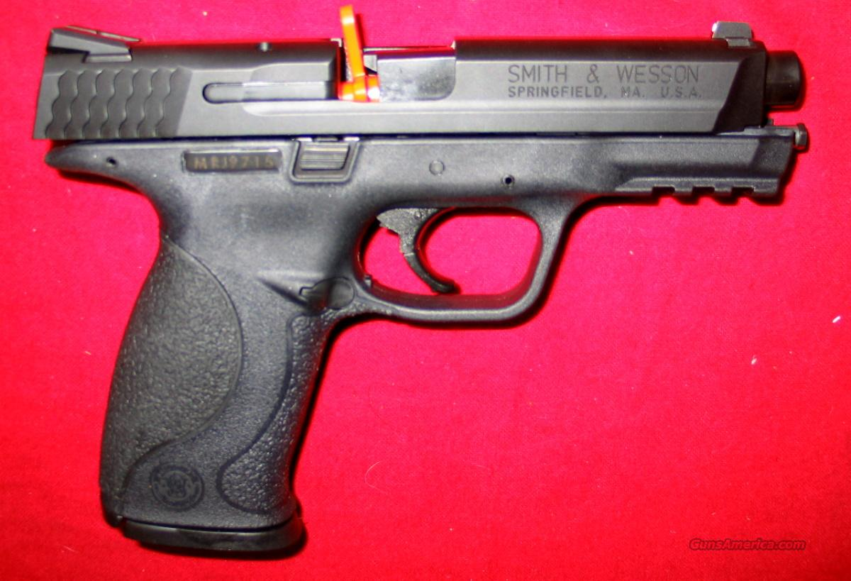 M&P 9 without internal locking system!!!!!!!  Guns > Pistols > Smith & Wesson Pistols - Autos > Polymer Frame