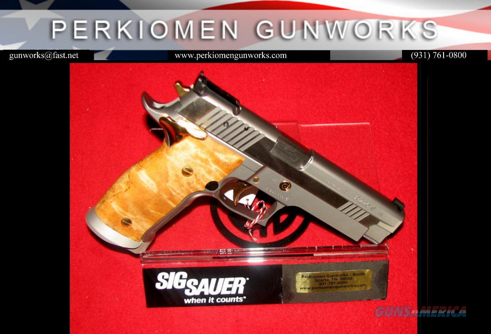 226X5 Scandic, 9MM, Mastershop German gun, New in Box  Guns > Pistols > Sig - Sauer/Sigarms Pistols > P226