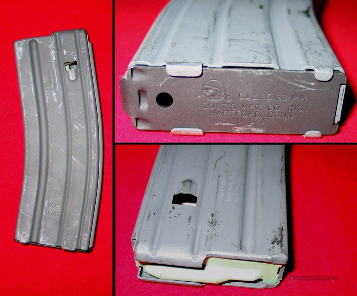 Colt Factory 30 rd AR15 / M16 mags - NEW  Non-Guns > Magazines & Clips > Rifle Magazines > AR-15 Type