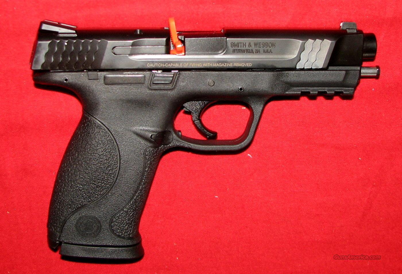 "M&P 45acp 4.5"" w/Hi-Cap & No Internal Lock  Guns > Pistols > Smith & Wesson Pistols - Autos > Polymer Frame"