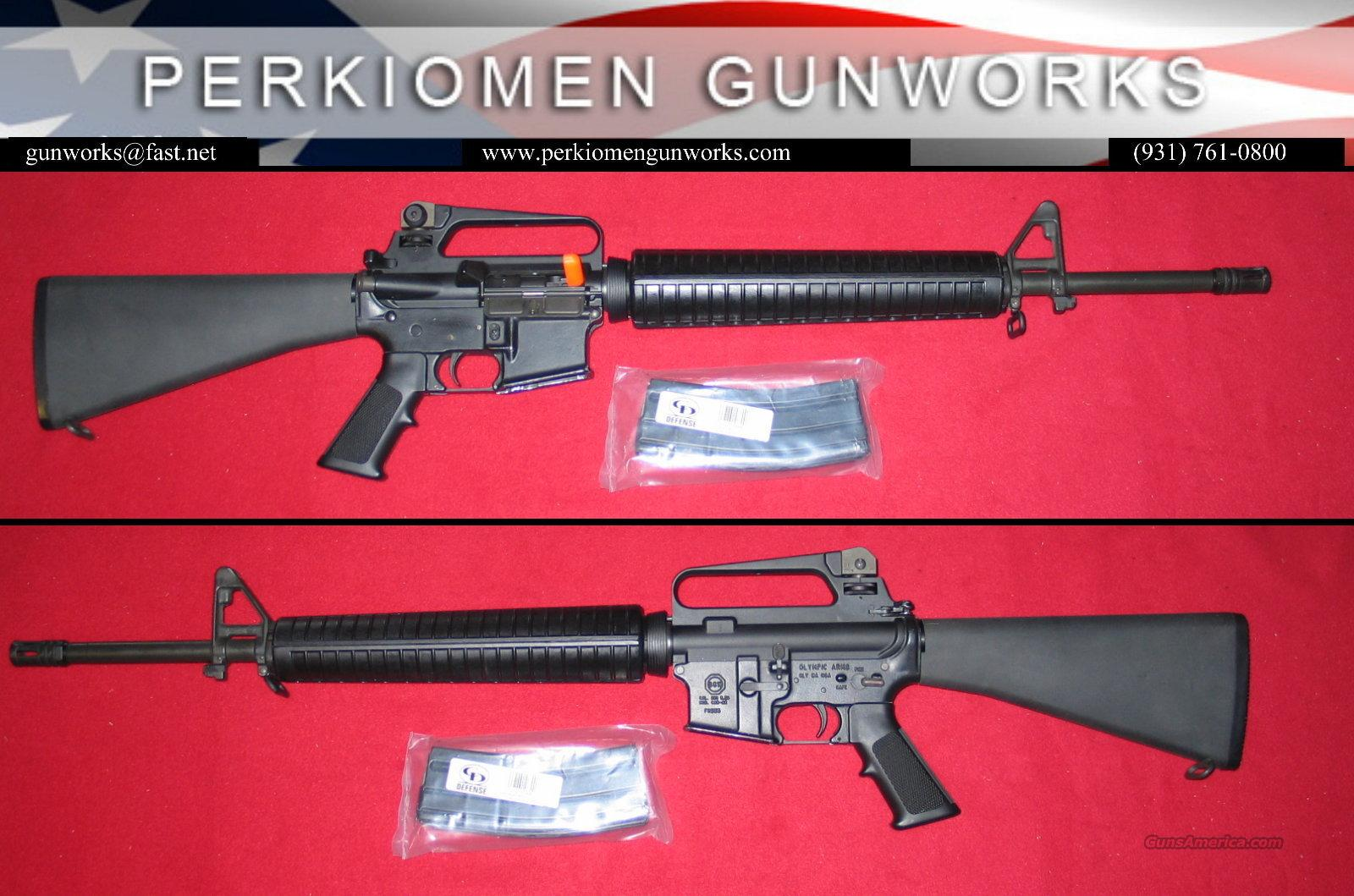 "A2 AR 5.56, 20"" Rifle - Clean-Used  Guns > Rifles > AR-15 Rifles - Small Manufacturers > Complete Rifle"