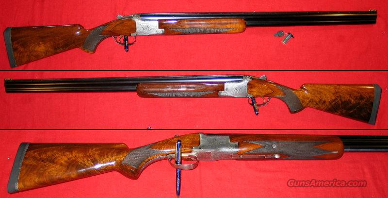 Superposed Pigeon Gr. Trap  Guns > Shotguns > Browning Shotguns > Over Unders > Belgian Manufacture