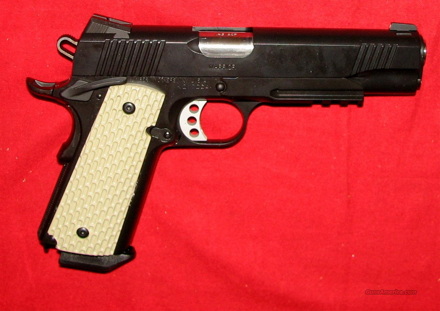 "Warrior 45acp, 5"", NIB  Guns > Pistols > Kimber of America Pistols"