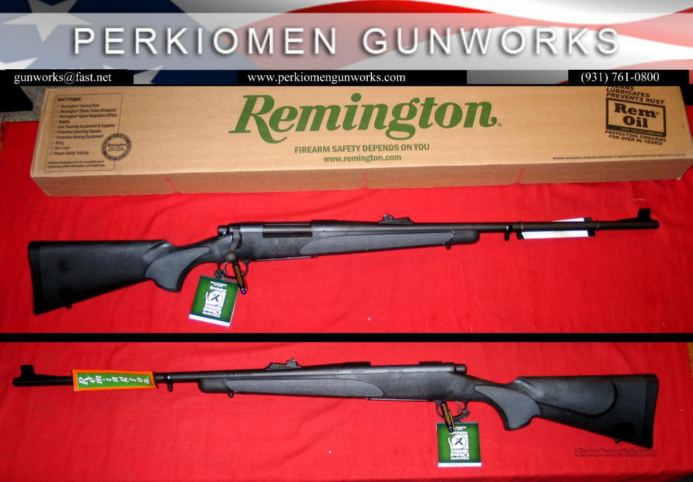 700 SPS-DG .375 H&H - NIB  Guns > Rifles > Remington Rifles - Modern > Model 700 > Sporting