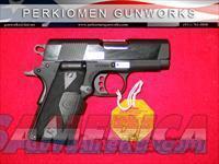 "New Agent Lightweight w-Laser Grips, 45acp, 3"", NIB  Guns > Pistols > Colt Automatic Pistols (1911 & Var)"
