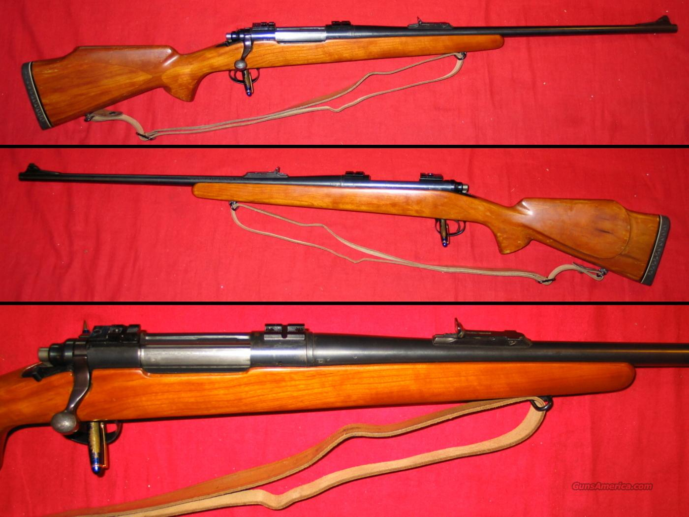 700 ADL 7mm Rem Mag - Early 1960's action  Guns > Rifles > Remington Rifles - Modern > Model 700 > Sporting