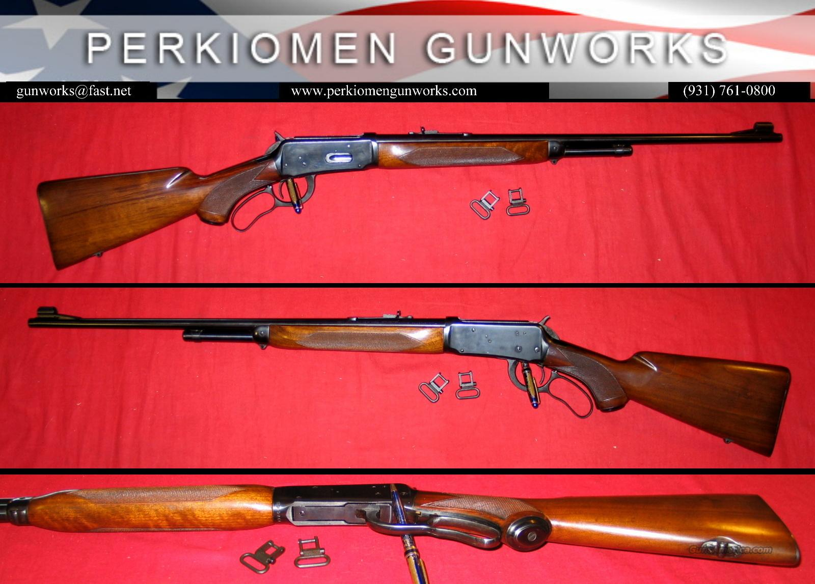 "64 Deluxe ""Deer Rifle"", 24"" - Looks Unfired!!  Guns > Rifles > Winchester Rifles - Modern Lever > Other Lever > Pre-64"