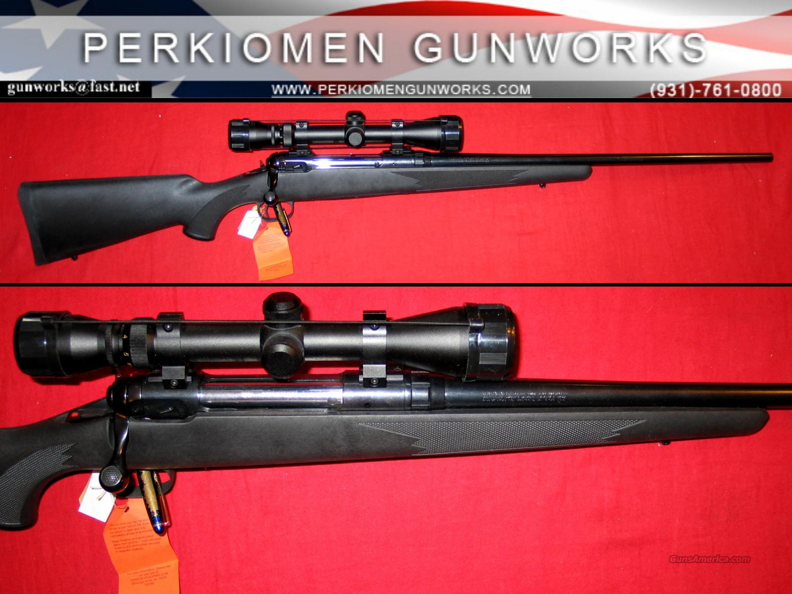 111 FXP3 .30-06 w/Scope - as new  Guns > Rifles > Savage Rifles > Standard Bolt Action > Sporting