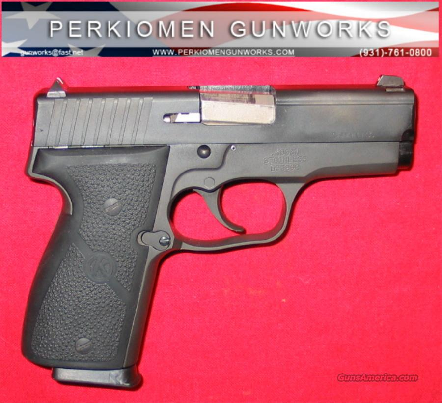 K40 Diamond Black 40S&W - like new  Guns > Pistols > Kahr Pistols