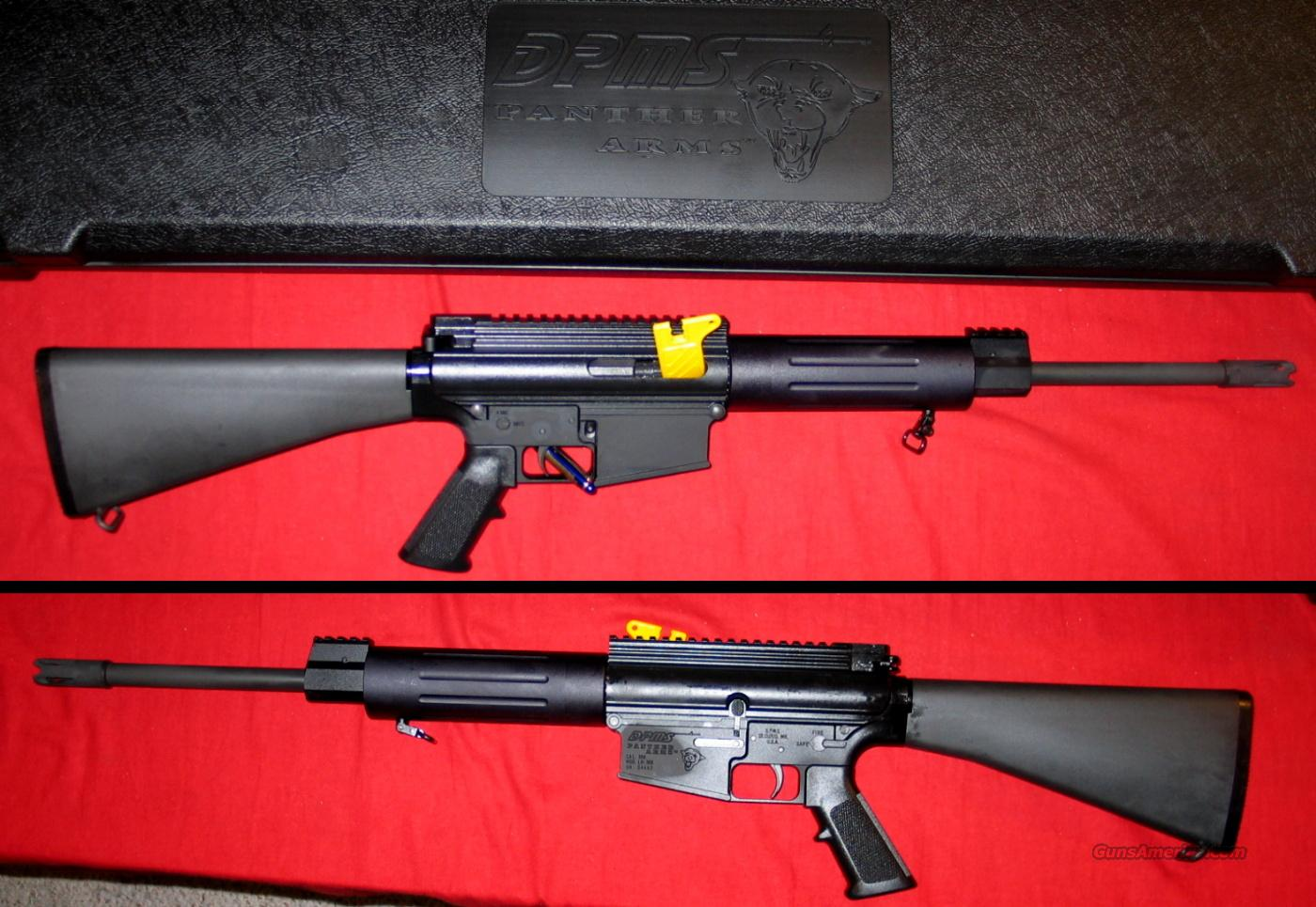 LR-308 T (Tactical), 16 HB - NIB  Guns > Rifles > DPMS - Panther Arms > Complete Rifle