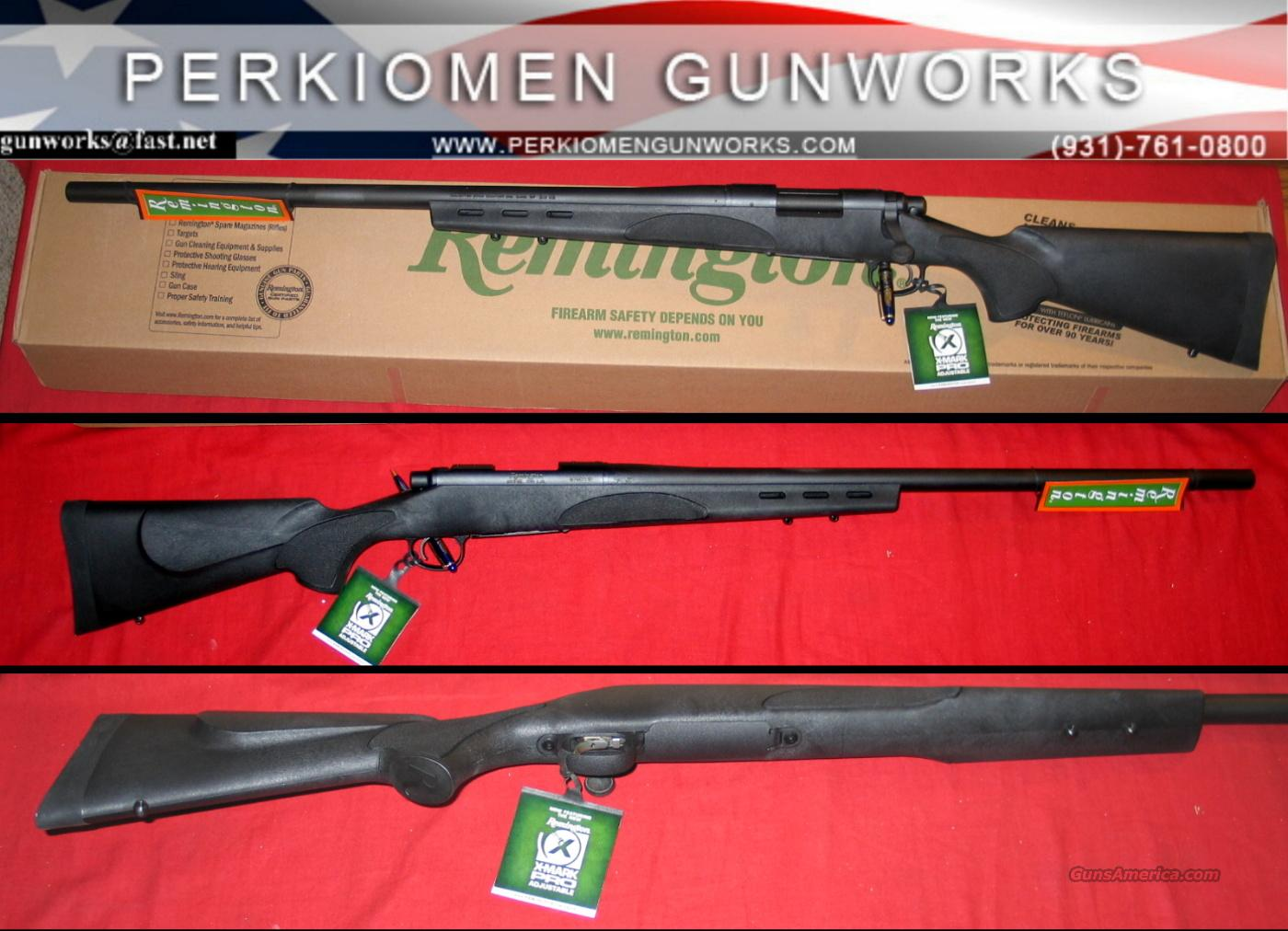 700 SPS Varmint LEFT HAND Bolt Action Rifle in .308 Win.      Guns > Rifles > Remington Rifles - Modern > Model 700 > Sporting