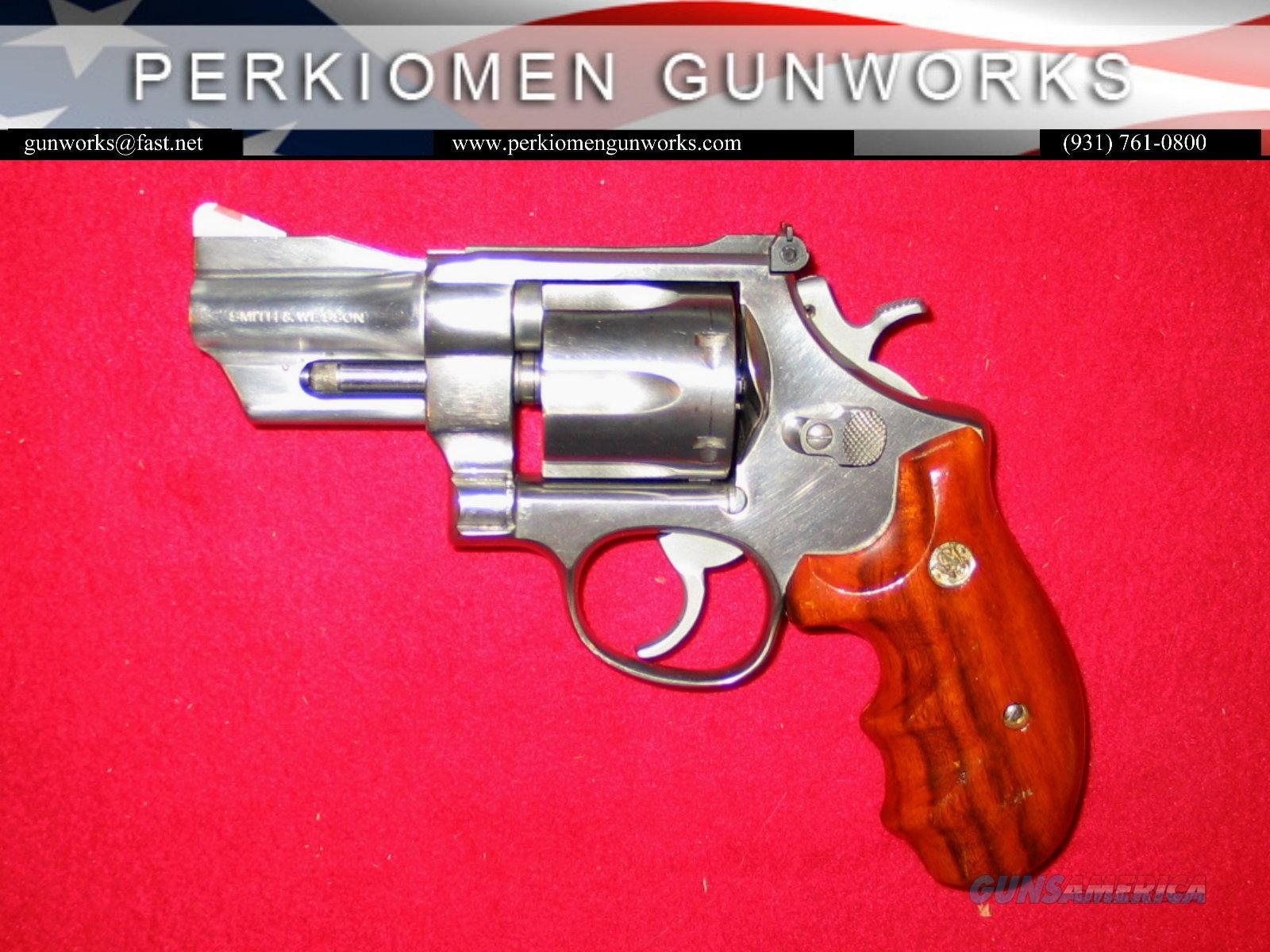 "624, .44 Special, 3"", Combat Special  Guns > Pistols > Smith & Wesson Revolvers > Full Frame Revolver"