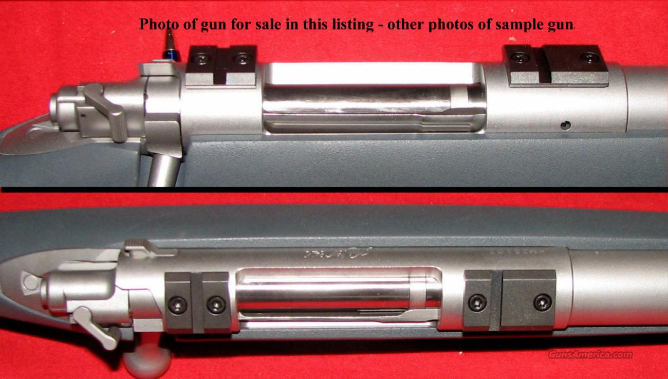 84M Montana 7MM-08 - used - Like New  Guns > Rifles > Kimber of America Rifles
