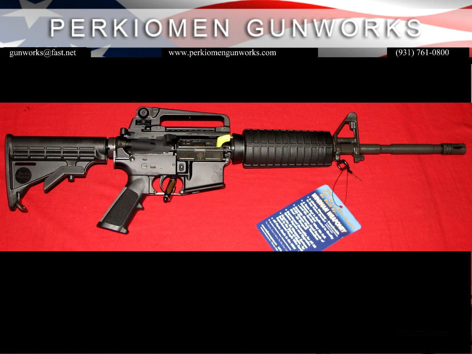 "R16M4A4T MPC 16"" 5.56, AR-NIB  Guns > Rifles > Windham Weaponry Rifles"