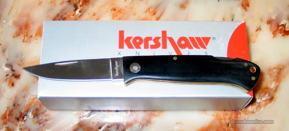 Kershaw 1993-2 Gentleman's Folder  Non-Guns > Knives/Swords > Knives > Folding Blade > Imported