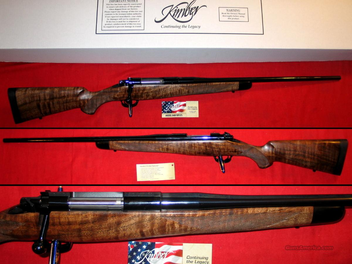 84M Super America .338 Federal  Guns > Rifles > Kimber of America Rifles