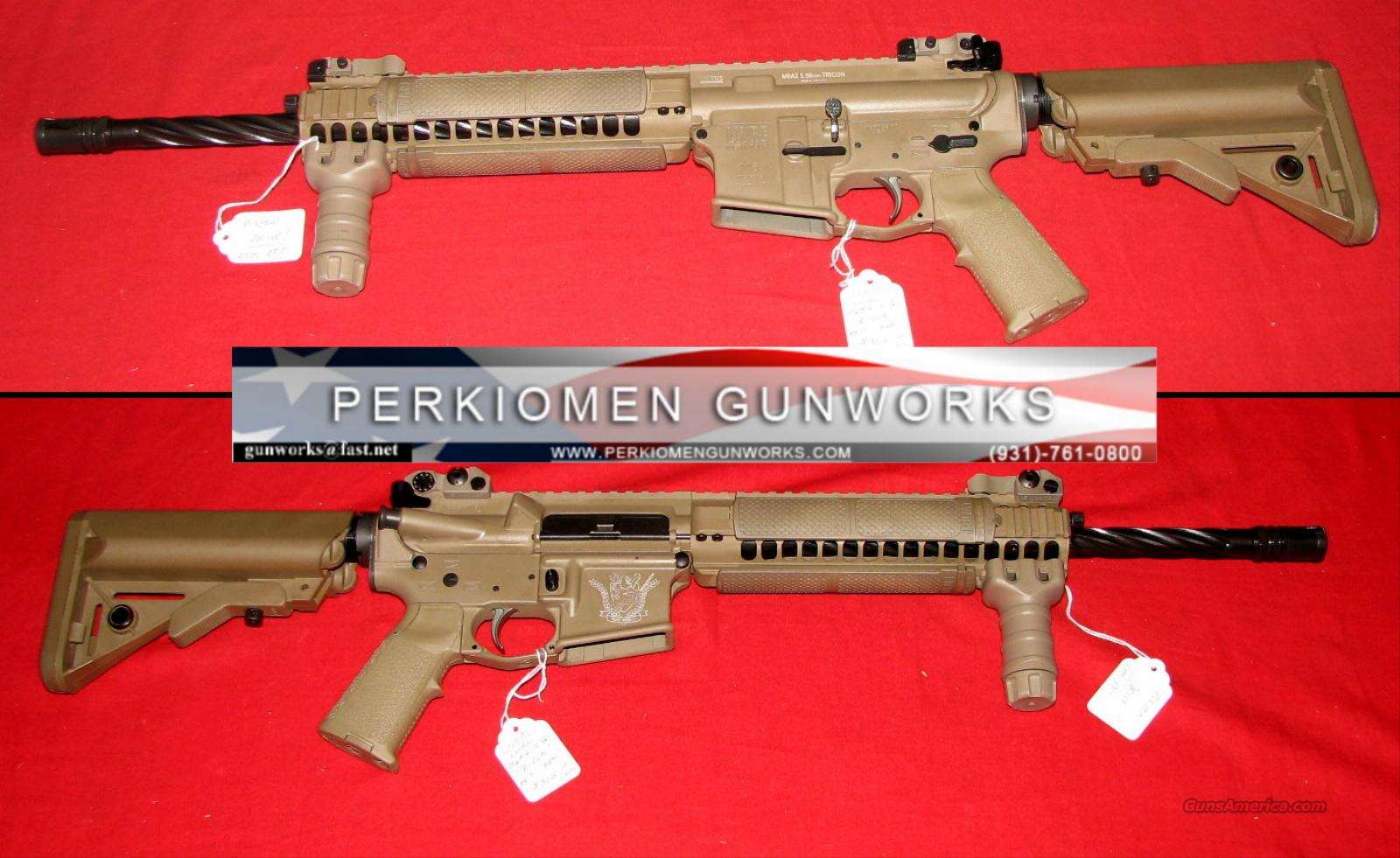 LWRC Tricon 5.56 Limited Edition  Guns > Rifles > AR-15 Rifles - Small Manufacturers > Complete Rifle