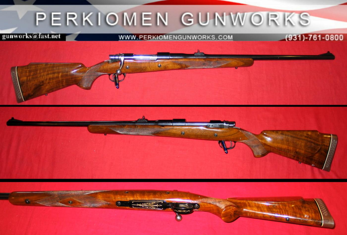 Safari .458 Win Mag - Clean 1965 gun!!  Guns > Rifles > Browning Rifles > Bolt Action > Hunting > Blue