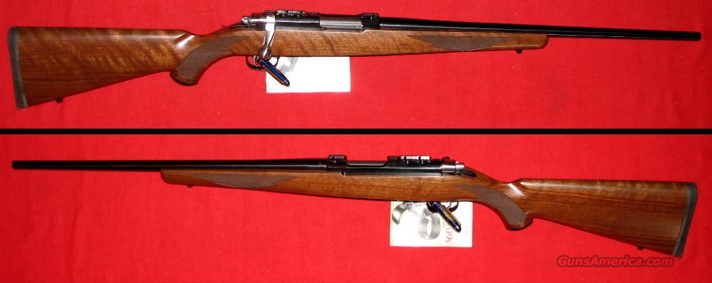 77/22 Hornet - Walnut/Blue - NIB  Guns > Rifles > Ruger Rifles > Model 77