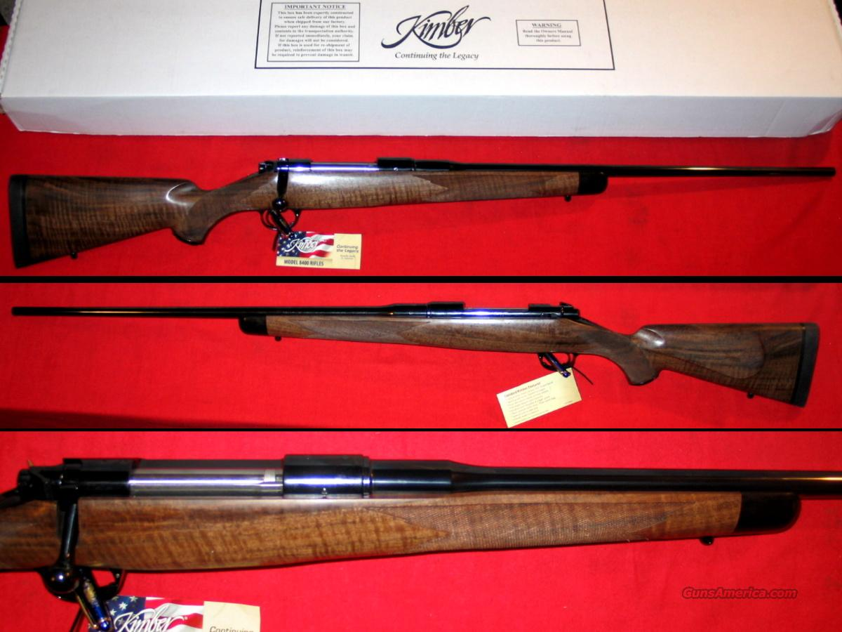 8400 LA Super America .300 WinMag  Guns > Rifles > Kimber of America Rifles