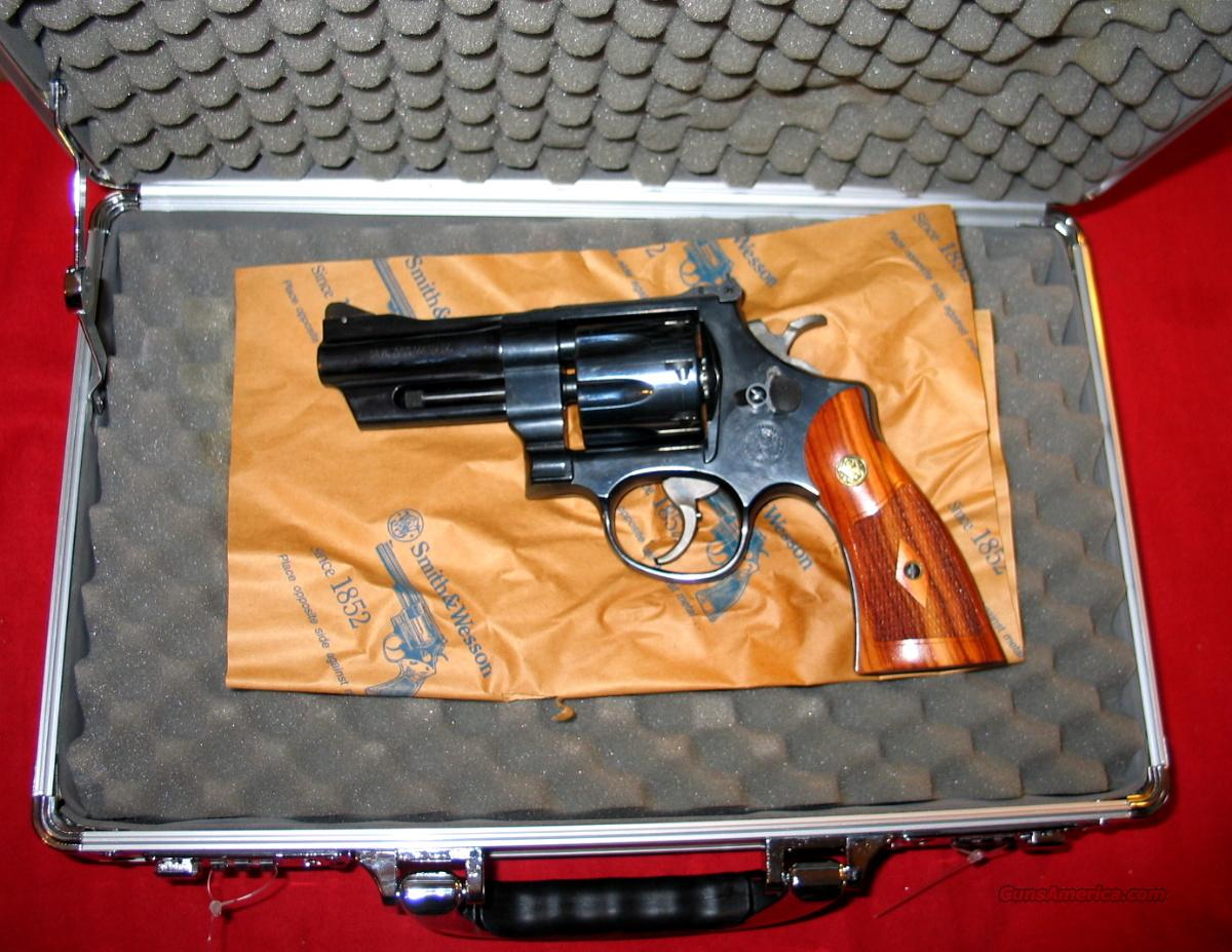 27 PC 8-shot 3.5 inch .357 mag   Guns > Pistols > Smith & Wesson Revolvers > Performance Center