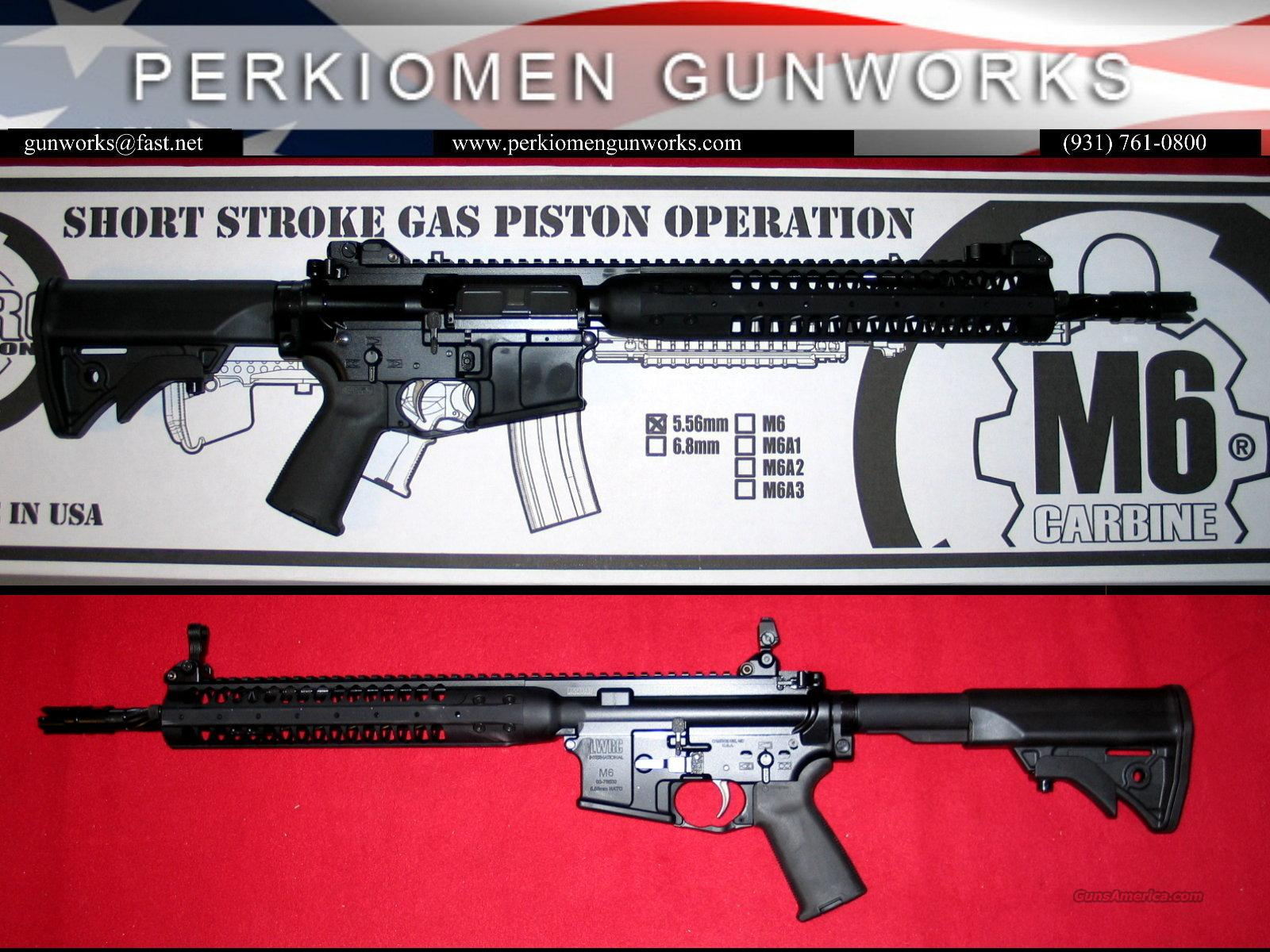 """M6-IC-SPR, 5.56, 14.7"""" Fluted - New in Box.  Guns > Rifles > AR-15 Rifles - Small Manufacturers > Complete Rifle"""