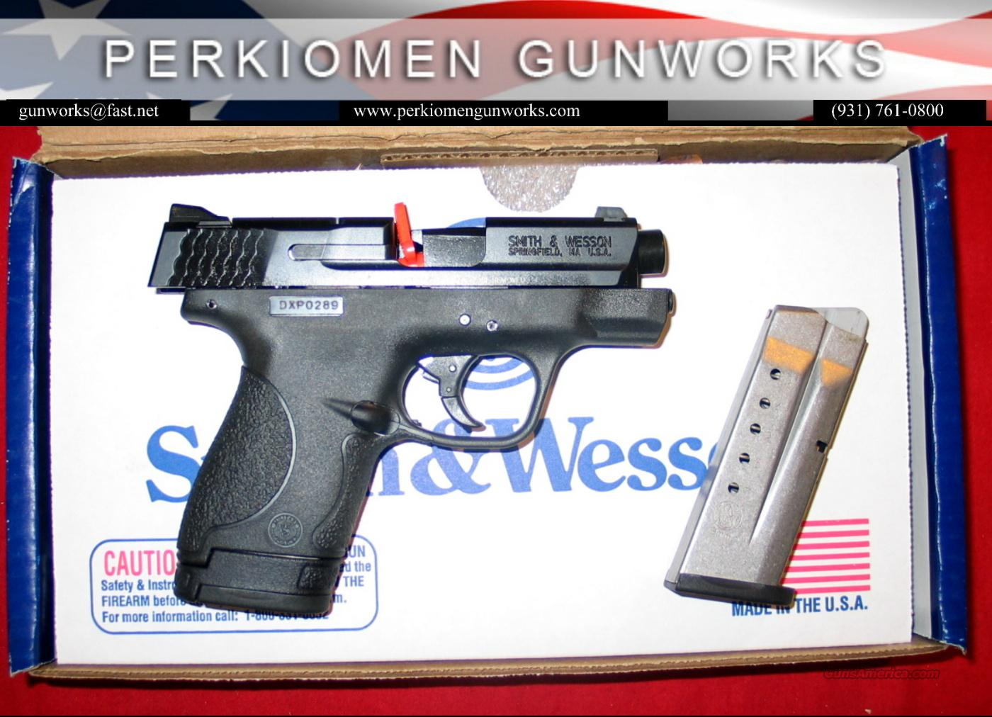 M&P 9 Shield, 9MM, NIB  Guns > Pistols > Smith & Wesson Pistols - Autos > Polymer Frame