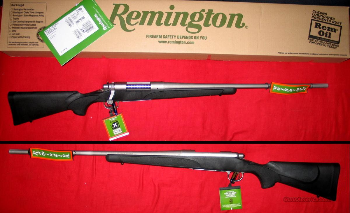"700 SPS-Stainless .30-06, 24""- NIB  Guns > Rifles > Remington Rifles - Modern > Model 700 > Sporting"