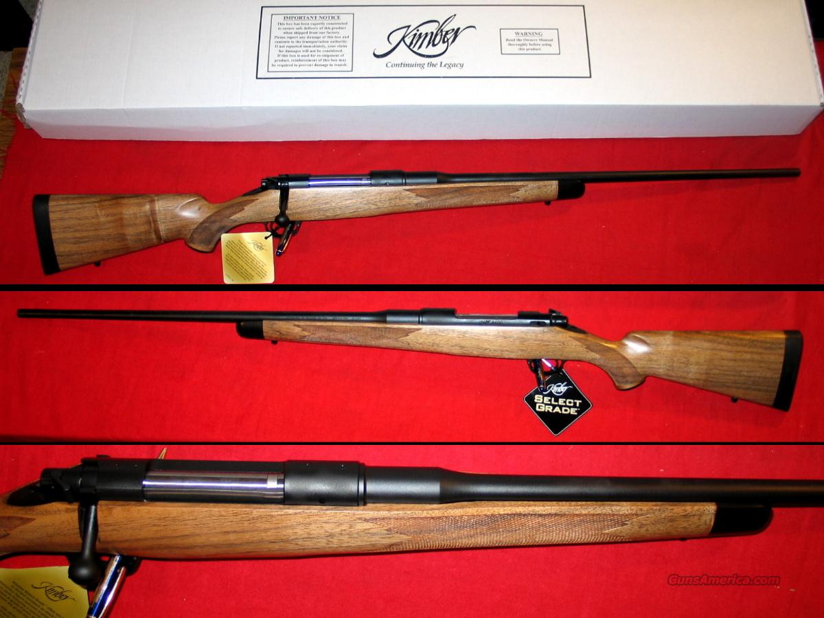 8400LA Classic Select .300 Win Mag - NIB  Guns > Rifles > Kimber of America Rifles