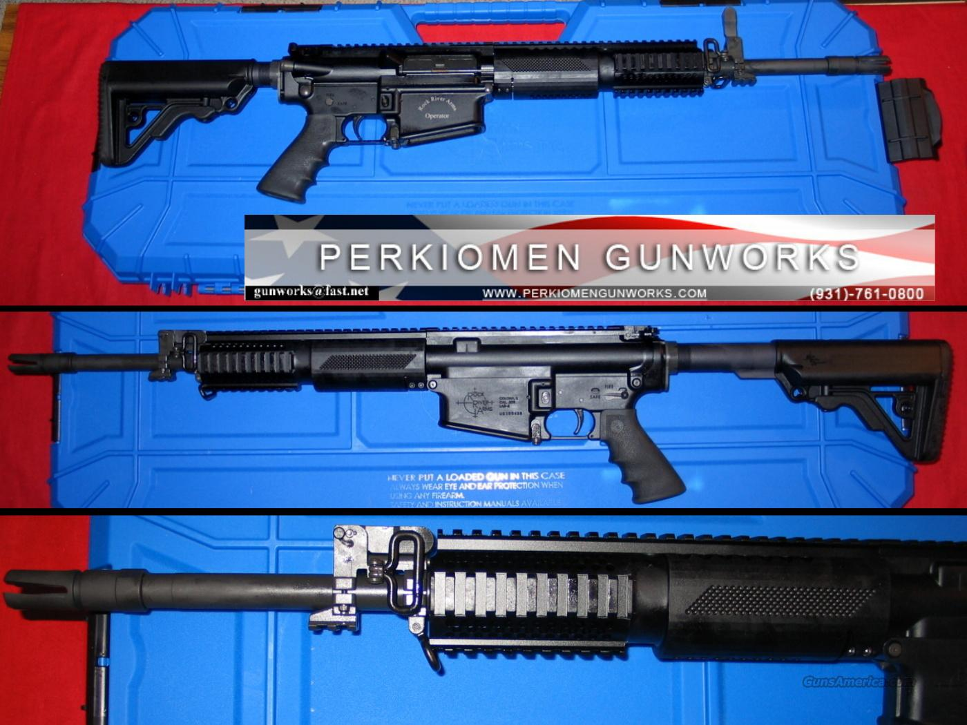 "LAR-8 Elite Operator, .308, 16"", New in Box  Guns > Rifles > Rock River Arms Rifles"