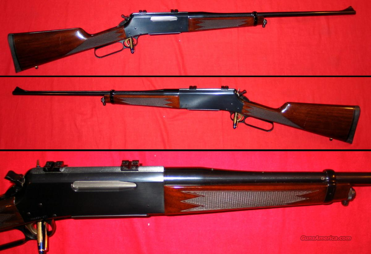 81L BLR 30-06 all steel  Guns > Rifles > Browning Rifles > Lever Action